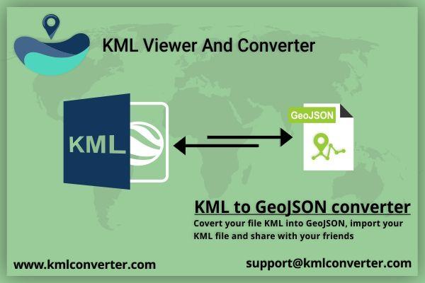 KML to GeoJSON converter